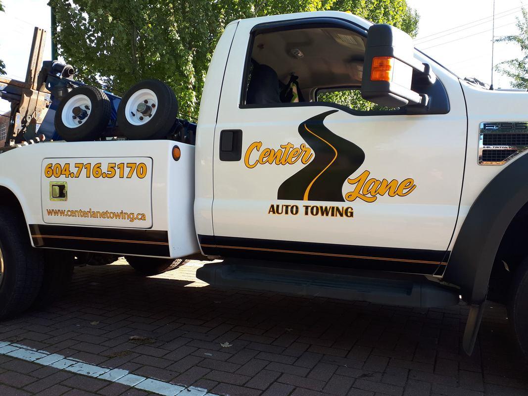 Centerlane Towing Truck